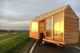 Small Picture Dubbed Porta Palace this contemporary tiny house on wheels is one