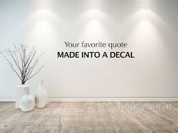 design your own wall decals uk art