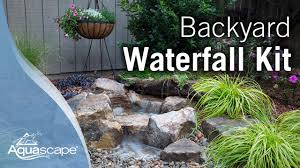 Backyard Pond And Waterfall Designs Tips For Building An Amazing Waterfall Aquascape Inc