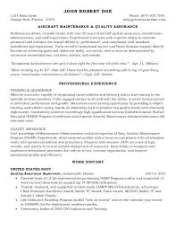 Sample Resume Government Jobs