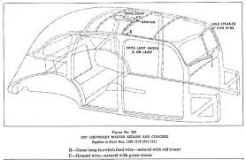 automobilescar wiring diagram page 76 body wiring for 1937 chevrolet master sedans and coaches
