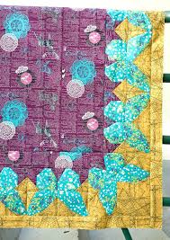 37 best Quilting: Borders images on Pinterest | Tutorials, Books ... & free pattern = Border Butterflies by Projektownia Jednoiglec | free  download at Craftsy Adamdwight.com