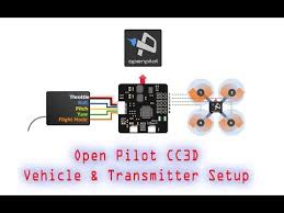 how to configure open pilot cc3d flight controller ground how to configure open pilot cc3d flight controller ground controller station v14 10 mini me