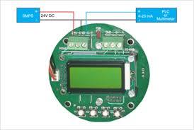 mahalaxmi instruments wiring diagram for ultrasonic level transmitter