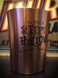 sleepy hollow metal mug