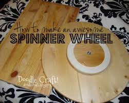 say hello to the diy spinner prize wheel