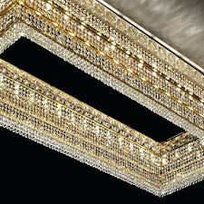 rectangular crystal chandeliers ys prism rectangular crystal chandelier rectangular
