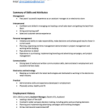 resume cover letter example writing sample for all resume   cv and cover letter templates writing for