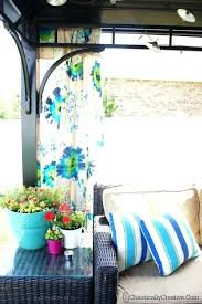 gazebo outdoor curtains outdoor gazebo curtains canada