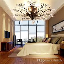 crystal chandeliers high class k9 crystal led ceiling american chandeliers lighting ceiling lamps hotel hall villa bedroom living room vintage chandelier