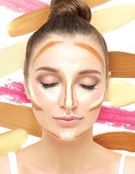contouring makeup just add years contouringface