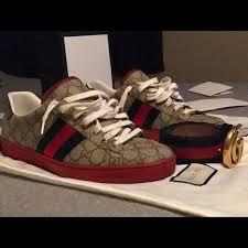 gucci shoes. gucci belt \u0026 shoes