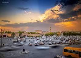 غروب لسوق نــــزوى - Sunset of Nizwa suq ولاية نــــزوى ، سلطنة عمان - Nizwa  city, Oman ····················· Canon : 6D 📷 Lens …