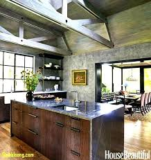 Country Farmhouse Kitchen Designs Magnificent Rustic Cabin Kitchens New Kitchen Ideas For Small Galley R