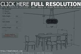 chandelier size for room full image for no overhead lighting in dining room chandelier size dining chandelier size for room