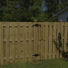fencing wilmington nc. Perfect Fencing Photo Of Martin Custom Fencing  Wilmington NC United States To Wilmington Nc W
