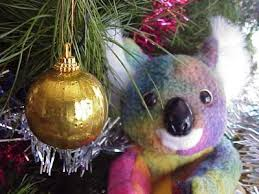 Koala's Family Christmas in Australia