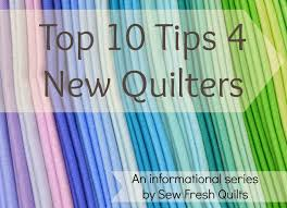 Sew Fresh Quilts: Top 10 Tips for New Quilters - Quilting with ... & Top 10 Tips for New Quilters - Quilting with your Walking Foot Adamdwight.com