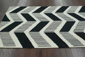 black and white chevron rug striped area rugs designs contemporary style doherty house blue green for grey turquoise tan with stripes indoor pink