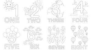 Find all the coloring pages you want organized by topic and lots of other kids crafts and kids activities at allkidsnetwork.com. Numbers Math Printables For Kids Mr Printables