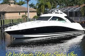 2008 Sea Ray 55ft 55 Sundancer Yacht For Sale