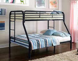 metal bunk bed. Twin Over Full Black Metal Bunk Bed. Bed I