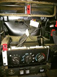 car audio tips tricks and how to s 2013 1997 2001 jeep cherokee double din car stereo install jeremy travis vasquez