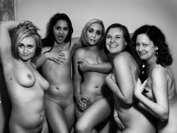 Naked women of toronto