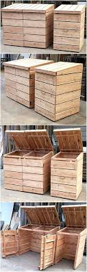 Creative Ideas for Recycling Used Wooden Pallets