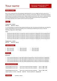 Cv Builder, Free, Online, Writing Service, Best, Professional ...
