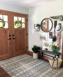 Entryway Design How To Create A Welcoming Summer Entryway Entryway Design