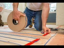 heat under hardwood flooring