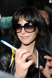 Sophie Marceau l a roport de Nice pour le Festival de Cannes.