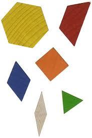 Wooden Pattern Blocks