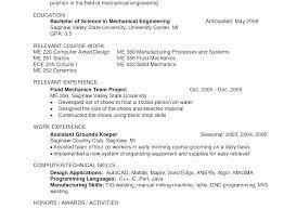 Technical Skills In Resume For Mechanical Engineer Mechanical Engineer Resume Examples Mechanical Engineer Resume