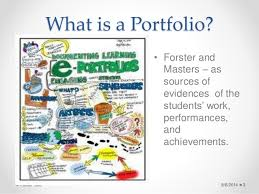 Student Portfolios Student Portfolio