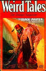 Image result for Weird tales cover jan 1929