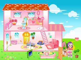 pink dollhouse decoration 2 a free girl game on girlsgogames com