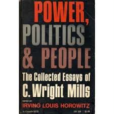 power politics and people the collected essays of c wright  222868