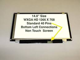 "HP Chromebook 14 Replacement <b>14.0</b>"" LED <b>LCD Screen</b> WXGA HD"