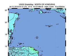 Terremoti: scossa magnitudo 7.2 in mar dei Caraibi - SWI ...