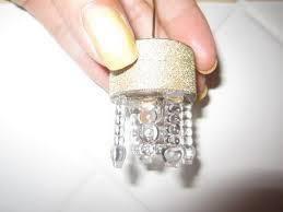 diy how to make a miniature led light pendant for dollhouse dollhouse chandelier