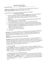 assigments othello essay topics help yahoo com scientific research othello essay topics othello topics essay