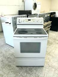 whirlpool electric range glass top stove not replacement parts
