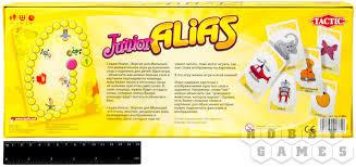 ALIAS Junior (<b>Скажи иначе</b>) | Купить настольную игру в магазинах ...