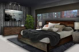 Bedroom:Decor Dark Wood E Well Glass Window Front Study Table Bedroom  Designguys Bedroom Color
