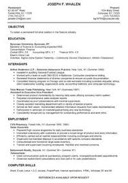College Intern Resume Samples As College student has no experience of  getting a dream job,