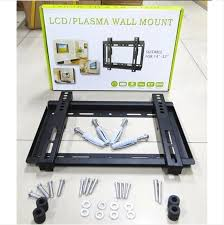 durable flat panel tv wall mount suit for 14 to 32 inch television factory supply cost hdtv hanger home audio audio solutions from soba
