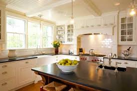 Kitchen Islands That Look Like Furniture New Classic Kitchen In A Cape Cod Federal Old House Restoration