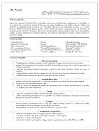 Accounting Resume Examples Extraordinary 60 Simple Accountant Resume Sample Tr I60 Resume Samples